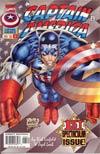 Captain America Vol 2 #1 Variant