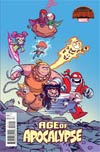 Age Of Apocalypse Vol 2 #1 Cover B Variant Skottie Young Baby Cover (Secret Wars Warzones Tie-In)