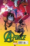 A-Force #1 Cover G Incentive Russell Dauterman Variant Cover (Secret Wars Warzones Tie-In)