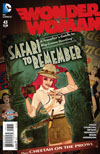 Wonder Woman Vol 4 #43 Cover B Variant Ant Lucia DC Bombshells Cover
