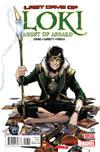 Loki Agent Of Asgard #17 (Secret Wars Last Days Tie-In)
