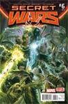 Secret Wars #6 Cover A Regular Alex Ross Cover