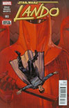 Star Wars Lando #3 Cover A 1st Ptg Regular Alex Maleev Cover