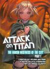 Attack On Titan Harsh Mistress Of The City Part 1 Novel
