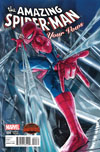 Amazing Spider-Man Renew Your Vows #4 Cover B Variant Manga Cover (Secret Wars Warzones Tie-In)
