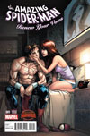 Amazing Spider-Man Renew Your Vows #1 Cover J Incentive Variant Cover (Secret Wars Warzones Tie-In)