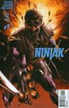 Ninjak Vol 3 #1 Cover K 3rd Ptg Lewis LaRosa Variant Cover