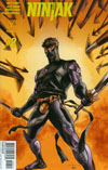 Ninjak Vol 3 #2 Cover F 2nd Ptg Lewis LaRosa Variant Cover