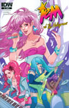 Jem And The Holograms #4 Cover C Incentive Marguerite Sauvage Variant Cover