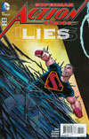 Action Comics Vol 2 #44 Cover A Regular Aaron Kuder Cover (Truth Tie-In)