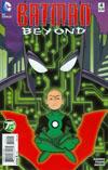Batman Beyond Vol 5 #4 Cover B Variant Craig Rousseau Green Lantern 75th Anniversary Cover