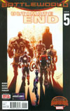 Ultimate End #5 Cover A 1st Ptg (Secret Wars Battleworld Tie-In)