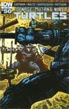 Teenage Mutant Ninja Turtles Vol 5 #50 Cover B Variant Kevin Eastman Cover