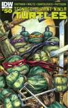 Teenage Mutant Ninja Turtles Vol 5 #50 Cover D Variant Kevin Eastman & Robert Rodriguez Subscription Cover
