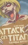 Attack On Titan Colossal Edition Vol 2 GN