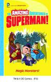 Amazing Adventures Of Superman Magic Monsters TP