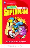 Amazing Adventures Of Superman Supergirls Pet Problem TP