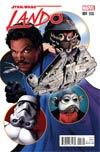 Star Wars Lando #1 Cover F Incentive Greg Land Variant Cover
