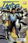 Star Wars Lando #1 Cover G Incentive Leinil Francis Yu Variant Cover