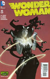 Wonder Woman Vol 4 #45 Cover B Variant Claire Wendling Monsters Cover