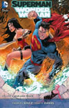 Superman Wonder Woman (New 52) Vol 2 War And Peace TP