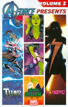 A-Force Presents Vol 2 TP