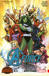 A-Force Vol 0 Warzones TP