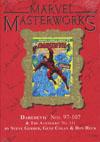 Marvel Masterworks Daredevil Vol 10 HC Variant Dust Jacket