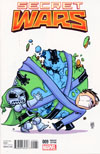 Secret Wars #9 Cover D Variant Skottie Young Baby Cover