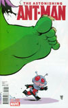 Astonishing Ant-Man #1 Cover B Variant Skottie Young Baby Cover