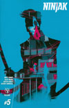 Ninjak Vol 3 #5 Cover C Incentive Raul Allen Variant Cover