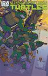 Teenage Mutant Ninja Turtles Vol 5 #48 Cover D Incentive David Lafuente Variant Cover