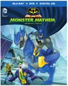 Batman Unlimited Monster Mayhem Blu-ray DVD