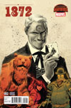 1872 #2 Cover B Incentive Ron Garney Variant Cover (Secret Wars Warzones Tie-In)