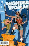 Wonder Woman Vol 4 #46 Cover B Variant Terry Dodson Rachel Dodson And Warner Bros Animation DC x Looney Tunes Cover