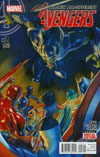 All-New All-Different Avengers #2 Cover A 1st Ptg Regular Alex Ross Cover