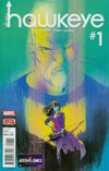 All-New Hawkeye Vol 2 #1 Cover A Regular Ramon Perez Cover