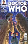 Doctor Who 10th Doctor Year Two #4 Cover A Regular Leonardo Romero Cover