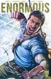 Enormous Vol 2 #4 Cover A Regular Mehdi Cheggour Cover