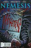 Famous Monsters Presents Project Nemesis #2 Cover A Regular Matt Frank Cover