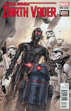 Darth Vader #13 Cover B Variant Connecting B Cover (Vader Down Part 2)