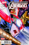 All-New All-Different Avengers #3 Cover A 1st Ptg Regular Alex Ross Cover