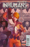 All-New Inhumans #2 Cover A Regular Stefano Caselli Cover