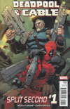 Deadpool And Cable Split Second #1 Cover A Regular Reilly Brown Cover