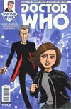 Doctor Who 12th Doctor Year Two #1 Cover D Variant JAKe Cover