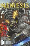 Famous Monsters Presents Project Nemesis #3 Cover A Regular Matt Frank Cover