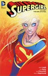 Supergirl Vol 1 The Girl Of Steel TP