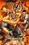 Avengers Time Runs Out Vol 3 TP