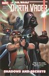 Star Wars Darth Vader Vol 2 Shadows And Secrets TP