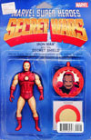 Secret Wars #9 Cover C Variant John Tyler Christopher Action Figure Cover